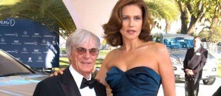 El divorcio de Ecclestone, el cuarto más caro de la historia