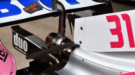 Los escapes sopladores, objetivo de la FIA desde Bakú