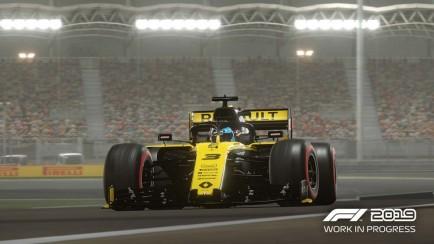Por qué el F1 2019 sí es un simulador interesante