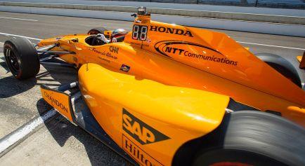 Honda no rechaza motorizar a Fernando Alonso en IndyCar