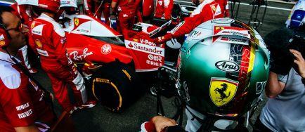 Marchionne avisa que quien no rinda debe abandonar Ferrari