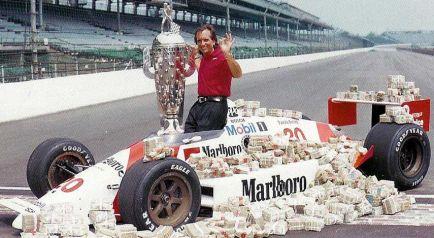 Los dineros de Indy