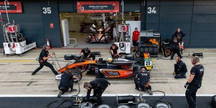 Flörsch vuelve a correr: Formula European Masters en 2019