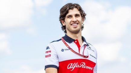 OFICIAL: Antonio Giovinazzi, piloto oficial de Sauber en 2019