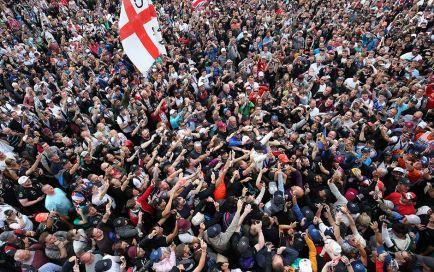 """Hamilton: """"No me creo perder el GP de Gran Bretaña en Silverstone"""""""