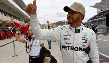 "Pole número 81 para Hamilton en Austin: ""Ha estado apretado"""