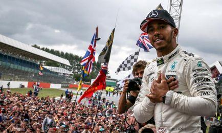 """Hamilton: """"Puedo seguir mucho tiempo en la F1 si quiero"""""""