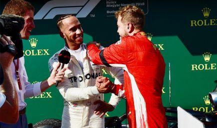 """Coulthard y la lucha por el título 2018: """"Es la mejor de la historia"""""""