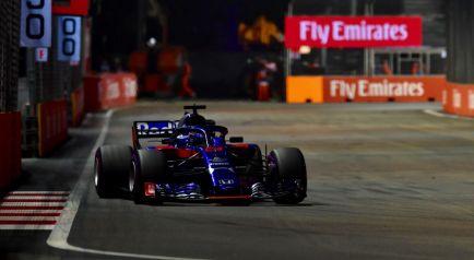 """Hartley avisa: """"Pronto habrá una evolución de Honda y Toro Rosso"""""""