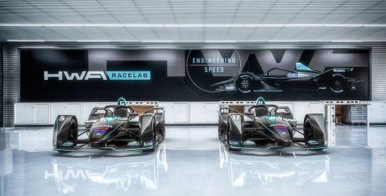 Mercedes, intrigada por descubrir si la Fórmula E es competición o sólo un evento