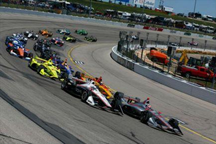La Indycar entra en su recta final con Dixon como líder