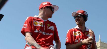 """Salo: """"No veo a nadie mejor que Kimi como compañero de Vettel"""""""