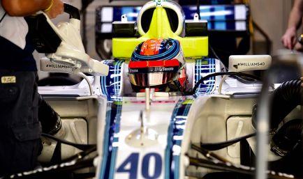 Williams seguirá con la evaluación de Kubica en 2018