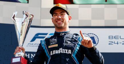 Nicholas Latifi continuará con DAMS en Fórmula 2