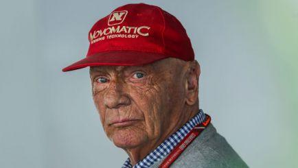 """Lauda y el halo: """"Destruye el ADN de un Fórmula 1, es un error"""""""