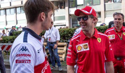 """Ocon: """"Leclerc luchará por el título 2019, seguro"""""""