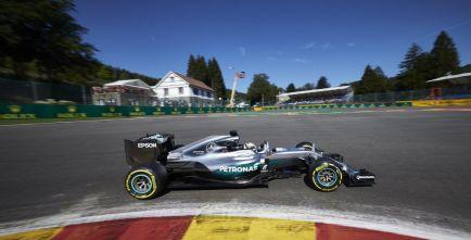 ¿Hasta dónde remontará Hamilton en Spa-Francorchamps?