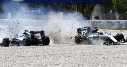 """Wolff: """"Espero que los pilotos hayan aprendido del accidente"""""""