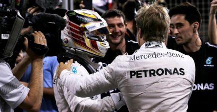 """Hamilton: """"Todo está bien con Rosberg, el respeto sigue ahí"""""""