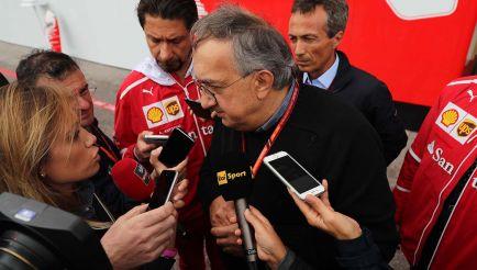 Marchionne descarta comprar Ferrari en un futuro