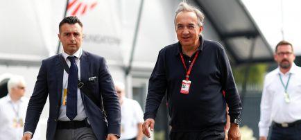 """Marchionne: """"Mercedes fichará a un piloto del nivel de Hamilton"""""""