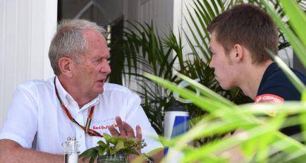"""Marko: """"Kvyat es mejor que Gasly o Hartley"""""""
