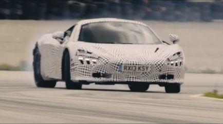 VÍDEO: El McLaren 720S ya está listo para debutar en Ginebra