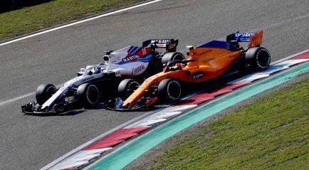 McLaren y Williams: ¿Demasiado grandes para caer?