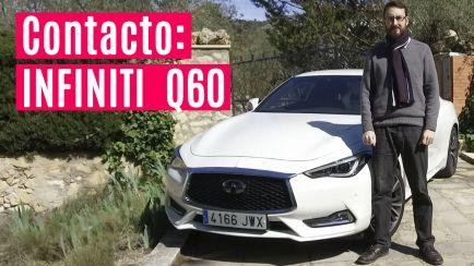 VÍDEO: Al volante del Infiniti Q60, coupé por derecho propio
