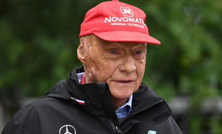 """Lauda critica la sanción a Vettel: """"Cinco segundos no son nada"""""""