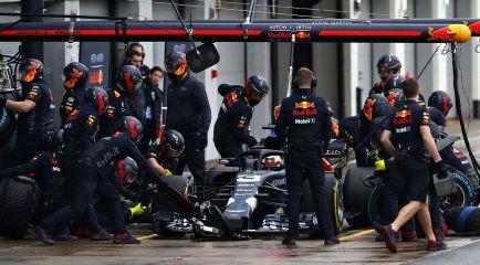 """El RB14 transmite """"buenas sensaciones"""" a Ricciardo"""