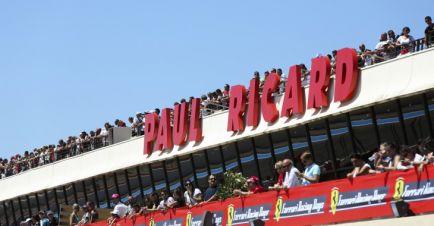 El Gobierno de Francia desata una disputa contra la F1 en Paul Ricard