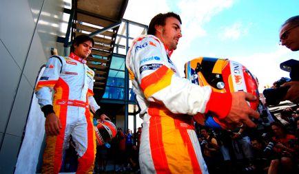 """Piquet Jr: """"Alonso demostraría en Fórmula E que es un corredor"""""""