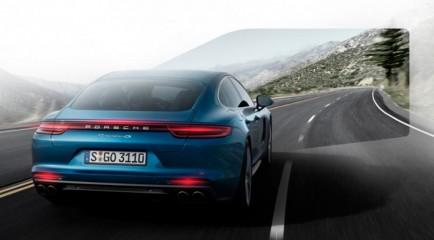 Porsche apuesta por la visibilidad en condiciones meteorológicas adversas