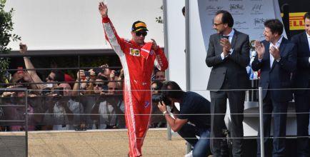 """Räikkönen, tercero en Francia: """"Teníamos velocidad"""""""