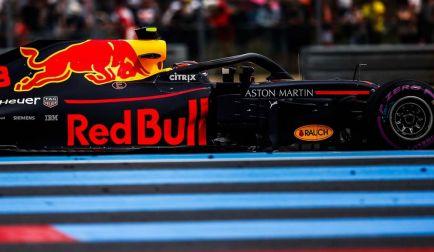 Honda se marca como objetivo ganar el Mundial con Red Bull