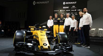 Renault espera tres décimas por vuelta de su nuevo motor