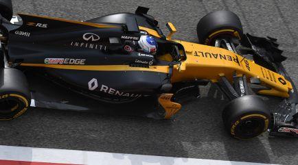 """Fernley: """"Renault está donde debería estar McLaren"""""""