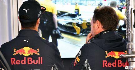 Red Bull quiere zanjar en agosto los temas motor 2019 y Ricciardo