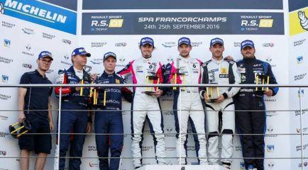 Robert Kubica vuelve al podio en un circuito seis años después