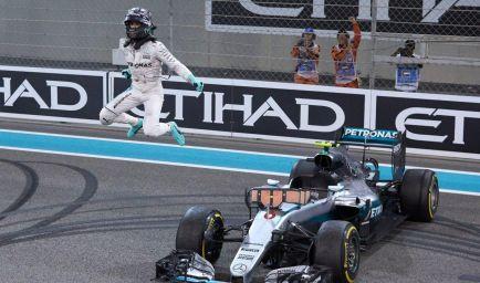 """Rosberg: """"Cuando gané el título no estaba feliz, estaba liberado"""""""