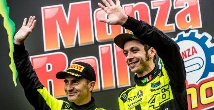 """Rossi responde a la broma de Wolff: """"Tiene mi número"""""""