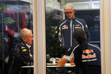 Mapfre, o el penúltimo paso de Sainz hacia Renault en 2018