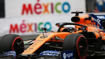 """Sainz, sin puntos en México: """"El duro nos ha matado la carrera"""""""