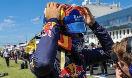 """Sainz: """"Nunca he acabado una carrera de F1 en Spa"""""""