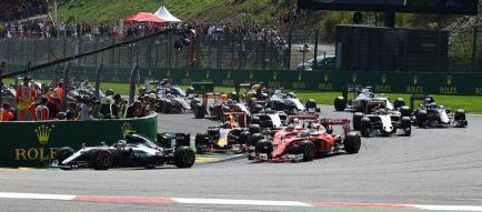Análisis de rendimiento del GP de Bélgica F1 2016