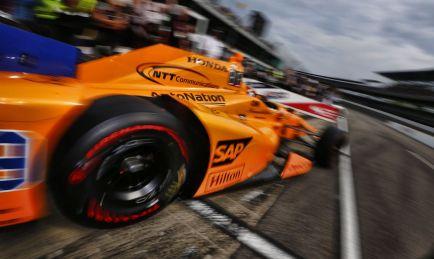 El salto a Indy de Alonso, ¿Honda o Chevrolet?