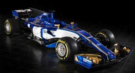 Sauber presenta su coche para 2017: el C36
