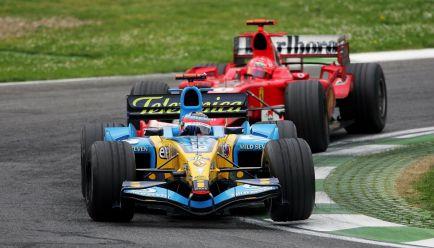 """Symonds: """"Alonso y Schumacher eran similares, pero Michael era muy bueno con la gente"""""""