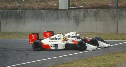 """Honda: """"La situación de Prost y Senna en 1989 no era distinta a la de hoy de Vettel y Leclerc"""""""